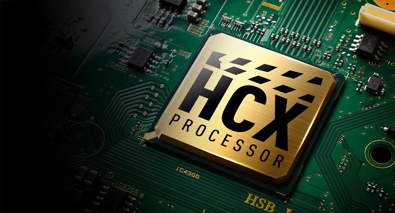 Procesador inteligente HCX