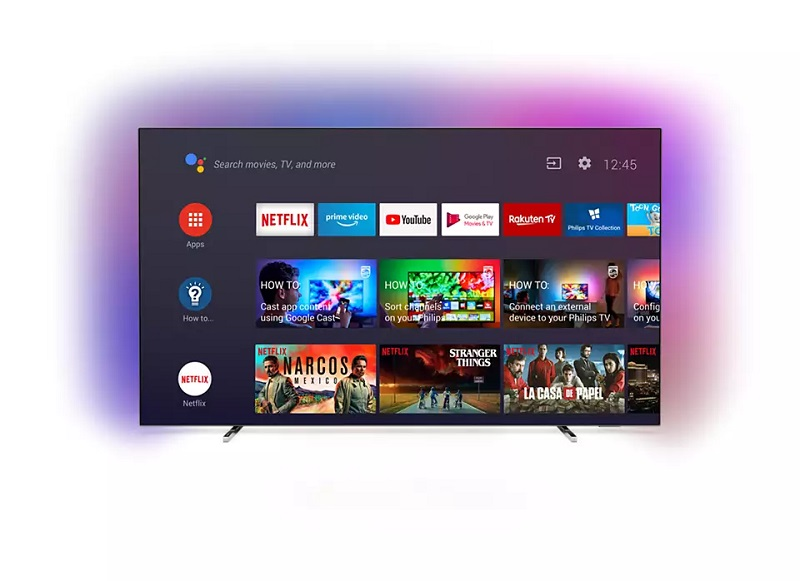 Philips 55OLED804. Smart TV