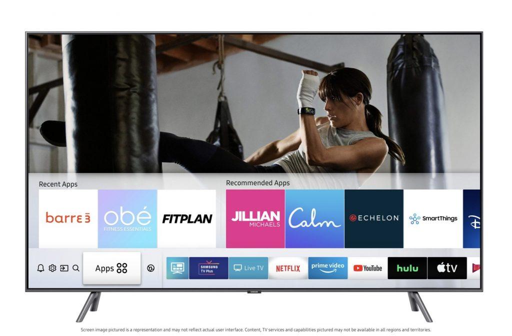 Así es cómo se disfruta la suite en los televisores de la firma
