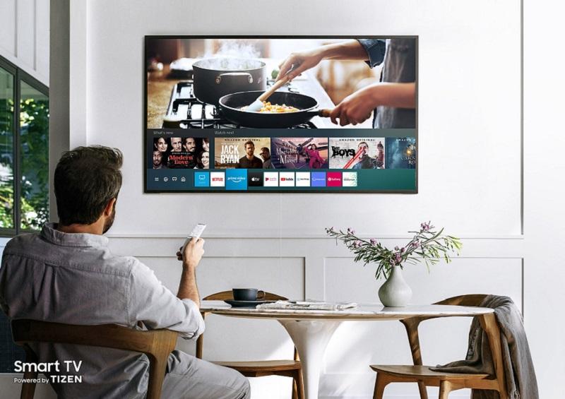 Samsung QE65LS03T, Smart TV