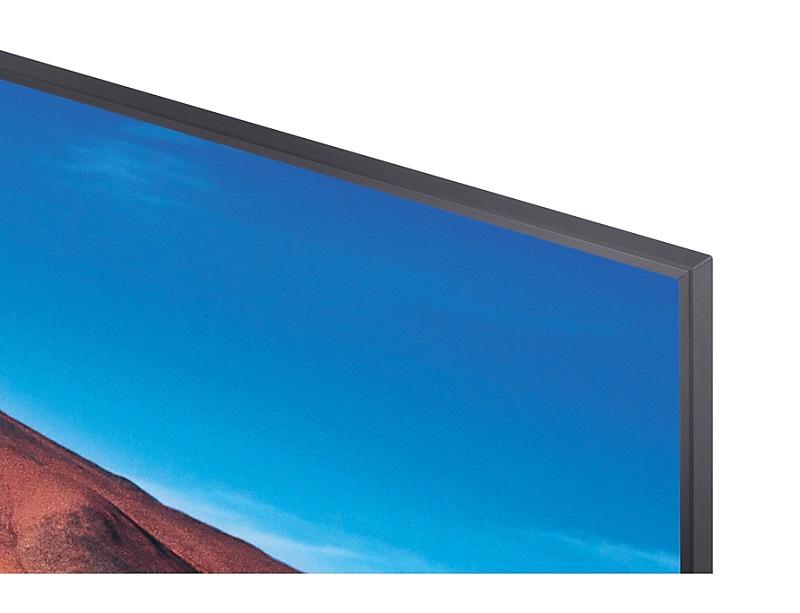 Samsung UE55TU7105, marcos
