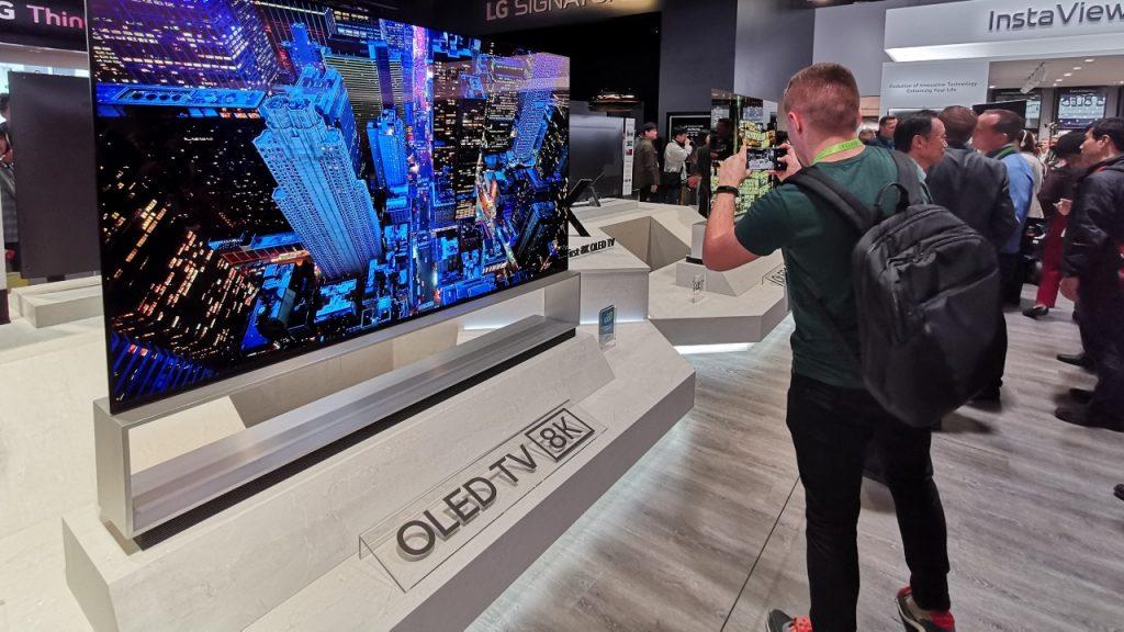 Televisión 8K