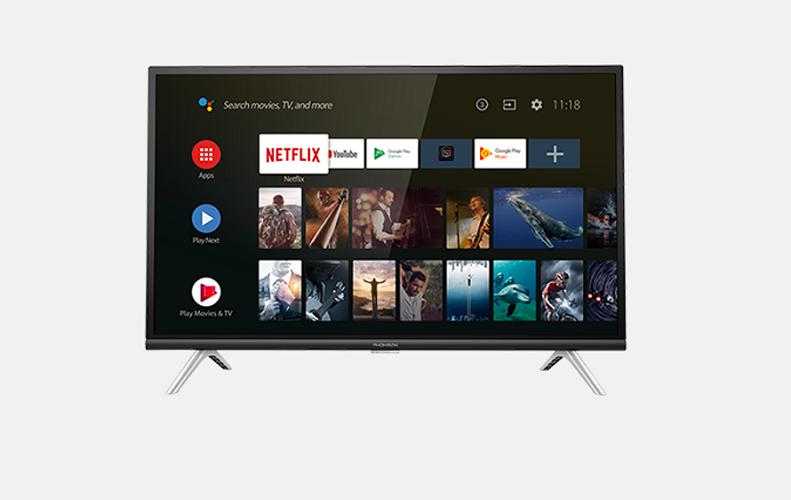 Thomson 50UE6420, Smart TV