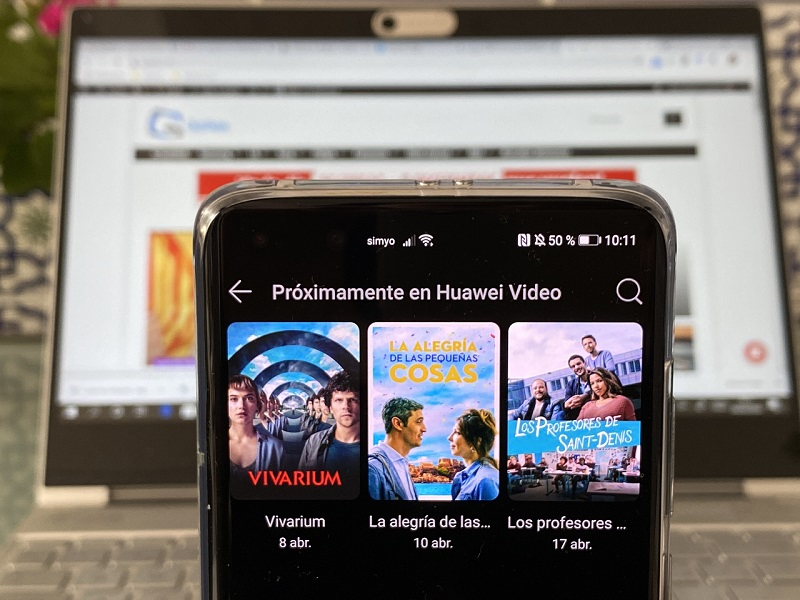 huawei video estrenos de cine abril 2020