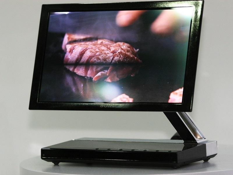 primer televisor oled
