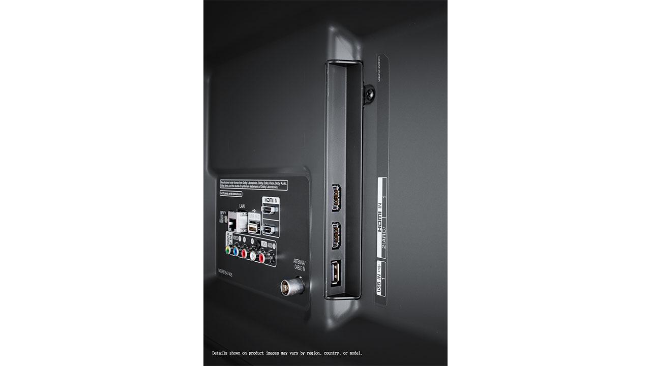 LG 55UN8100 diseño