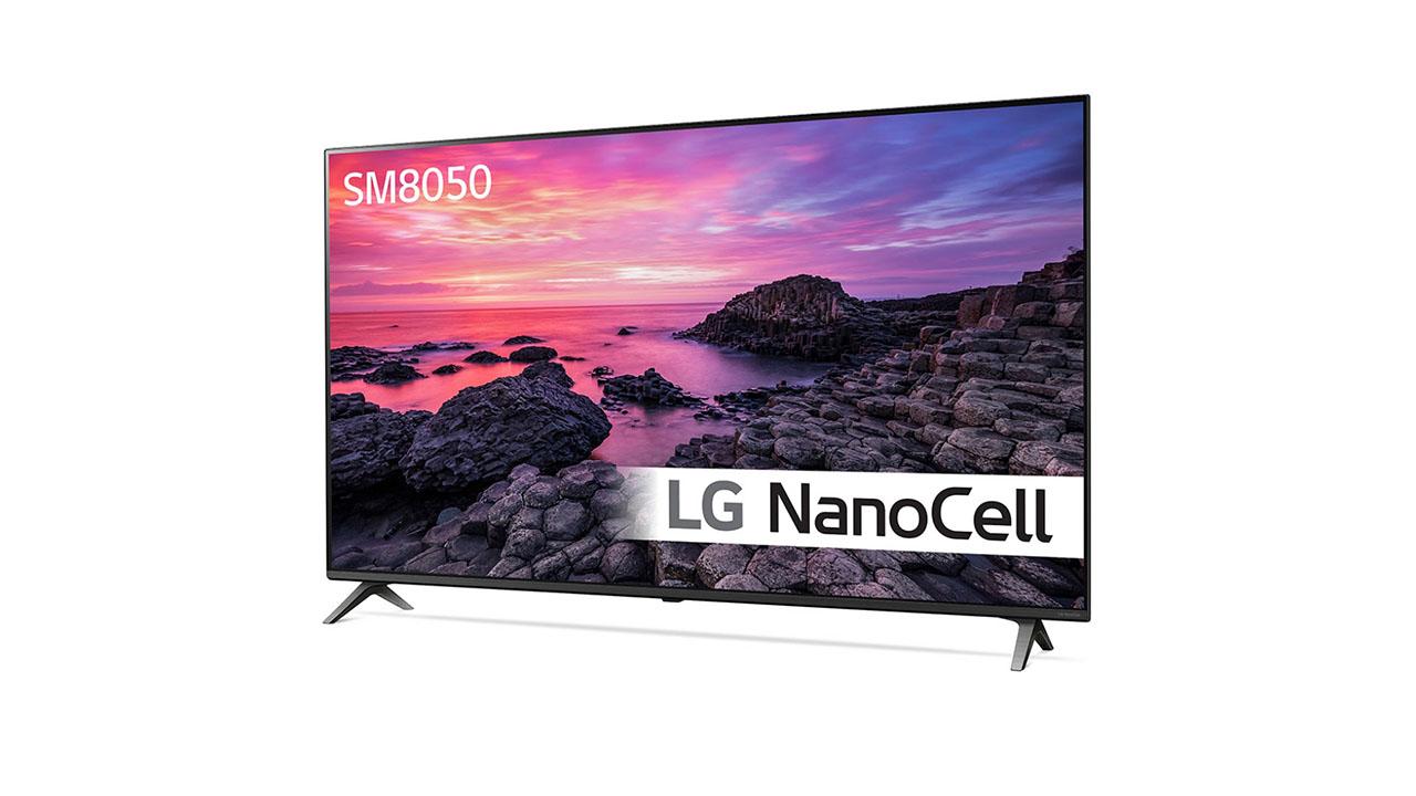 LG Nanocell 55SM8050 calidad de imagen