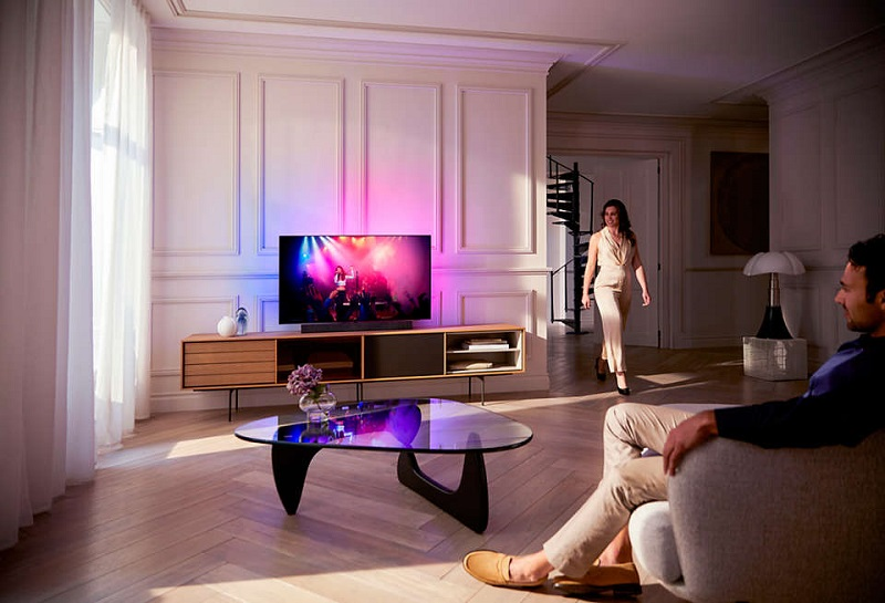 Philips 55OLED934/12, Android TV