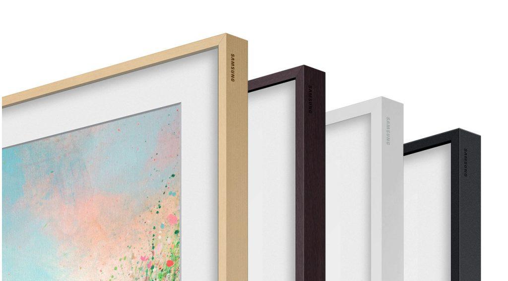Como ves, el Samsung QE43LS03TAUXXC puede resultar un cuadro acorde a la decoración de tu hogar