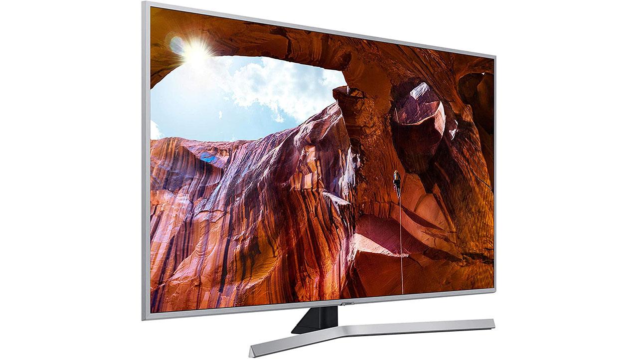 Samsung UE43RU7450 calidad de imagen