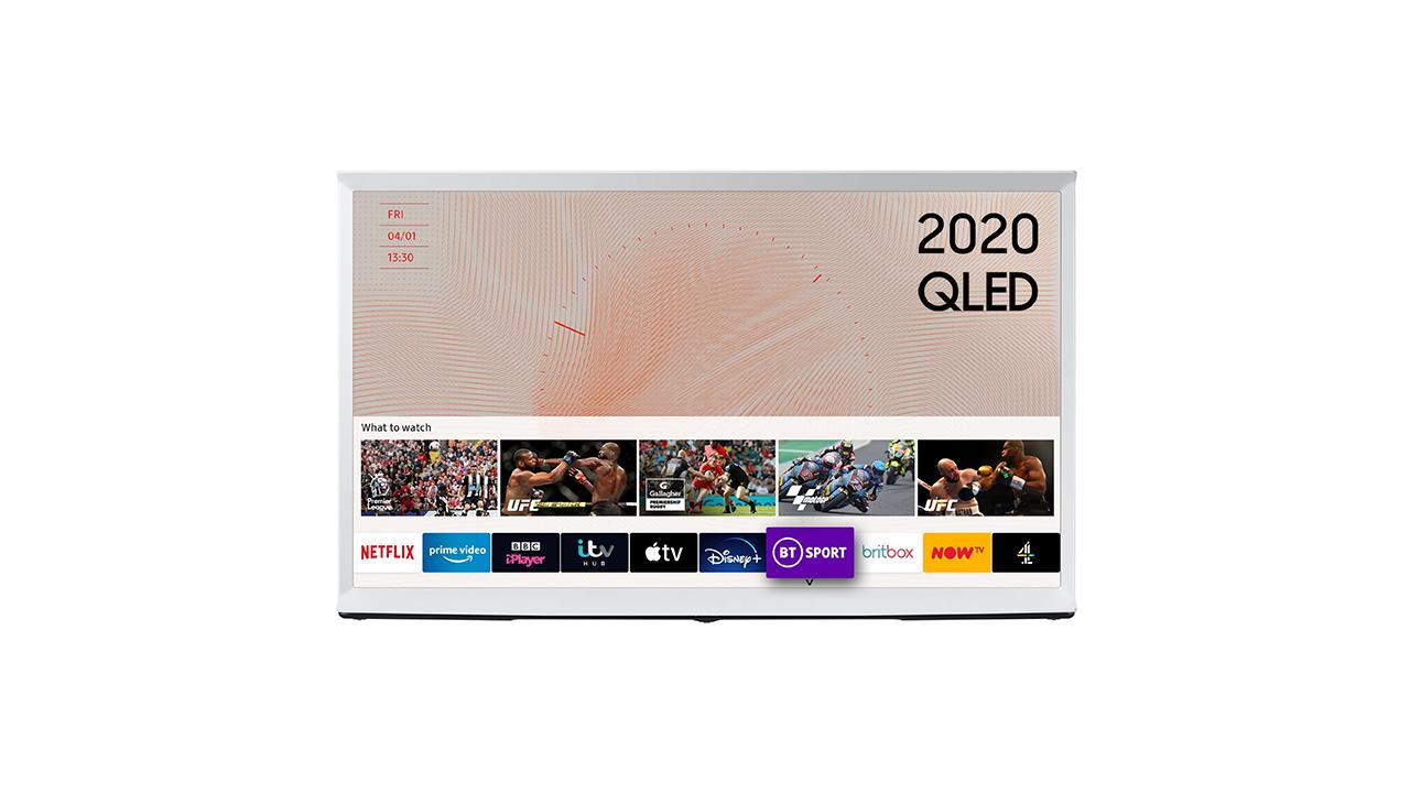 Samsung QE43LS01T Tizen 5.5