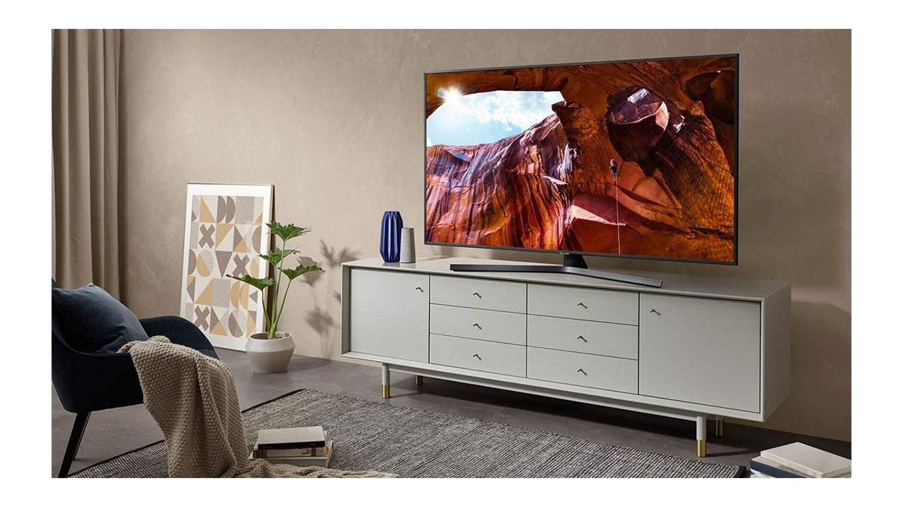 Samsung UE43RU7450U sistema