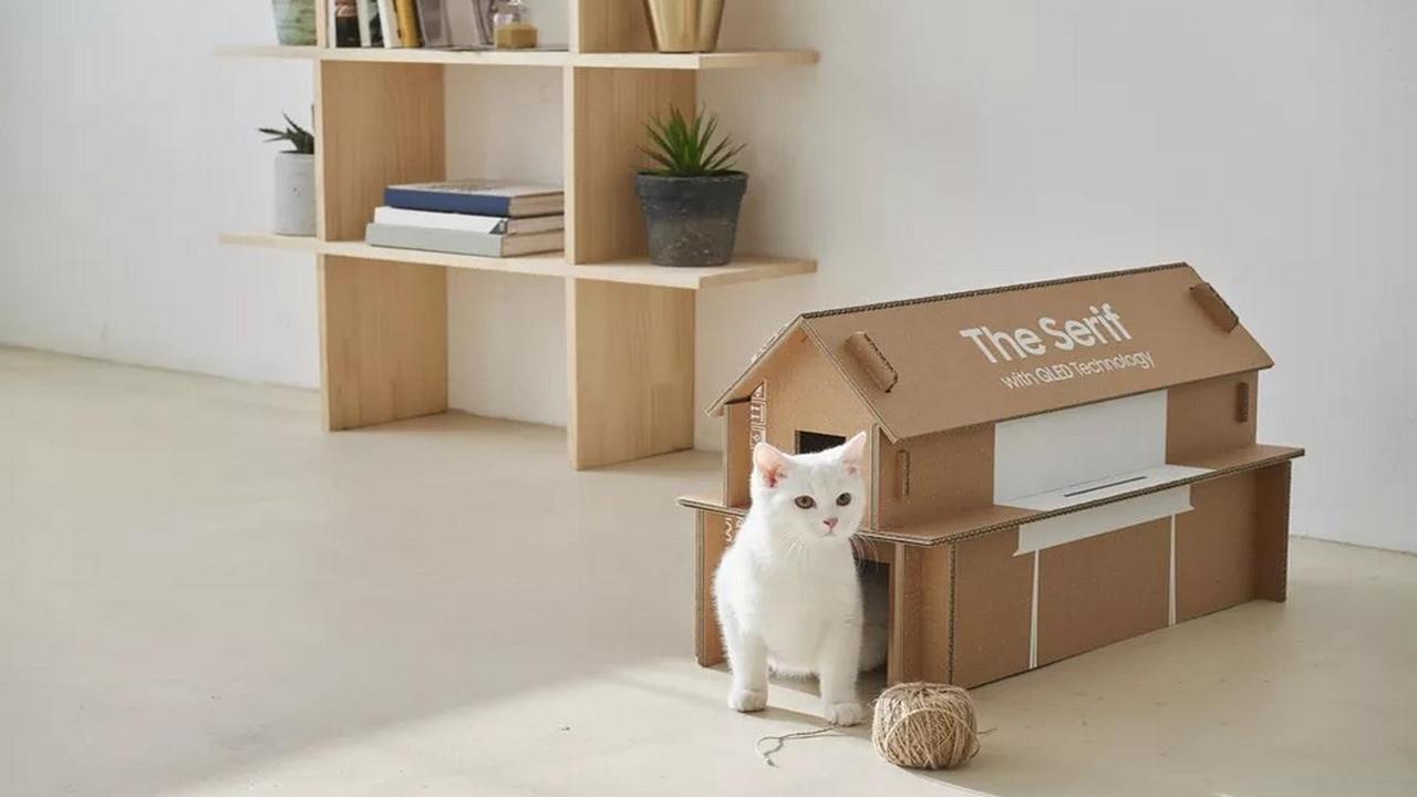 cajas de Samsung