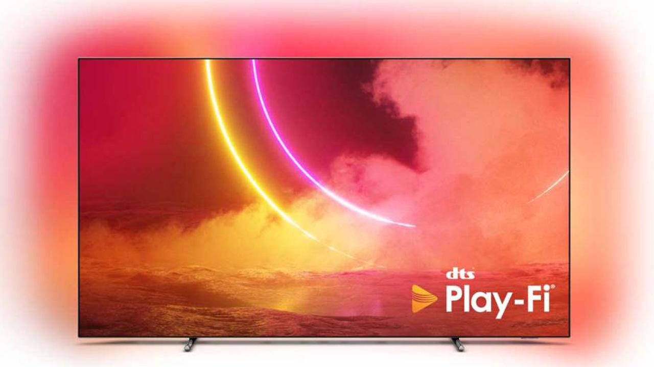 DTS Play-Fi en los televisores Philips