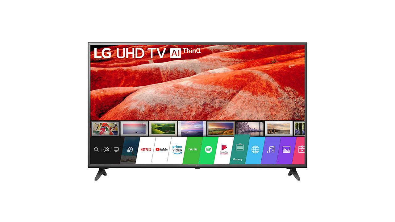 LG 55UM7050PLC sistema