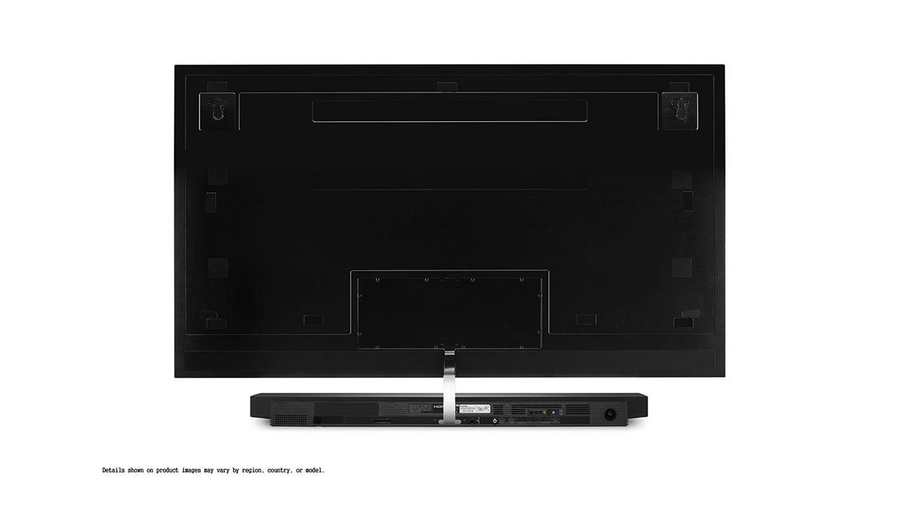 LG OLED65WX diseño