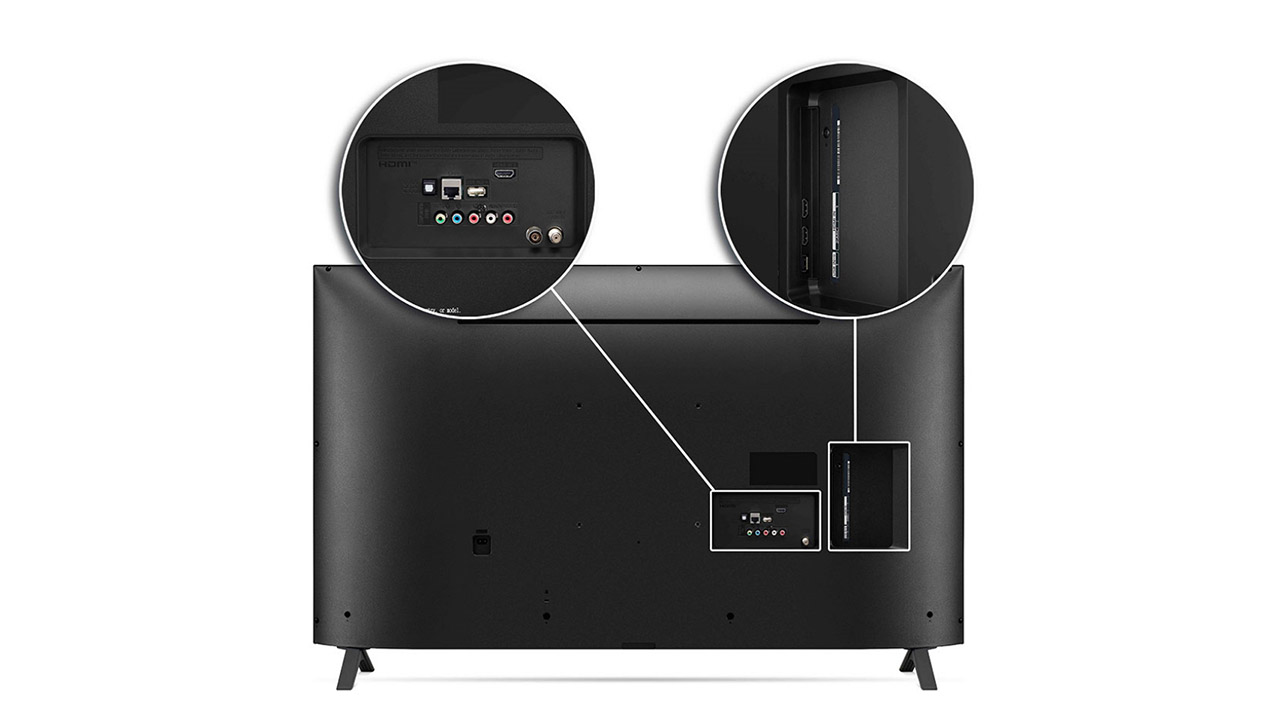 LG 65UN8500 diseño