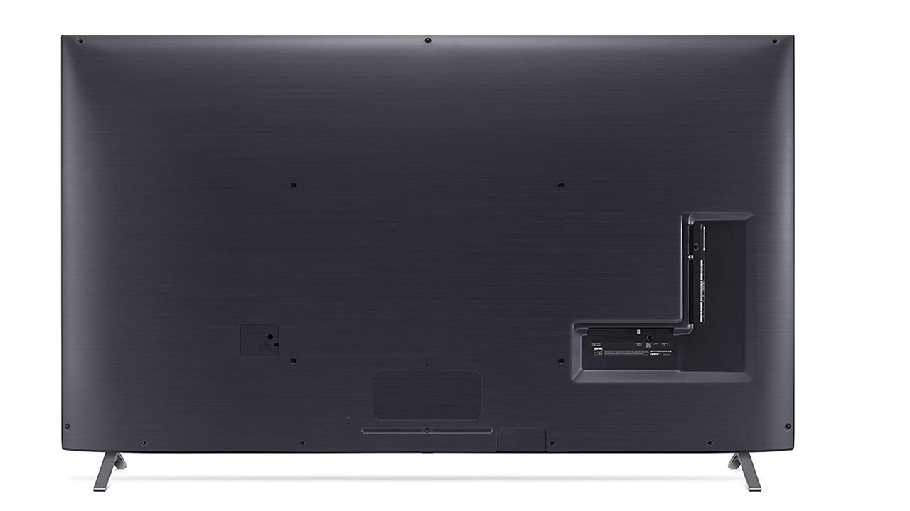 LG 75NANO90 diseño