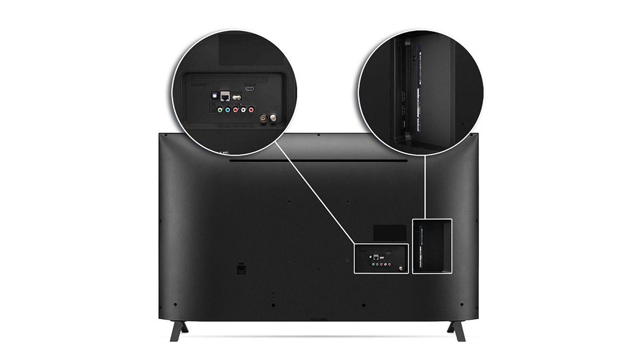 LG 65UN7300 diseño