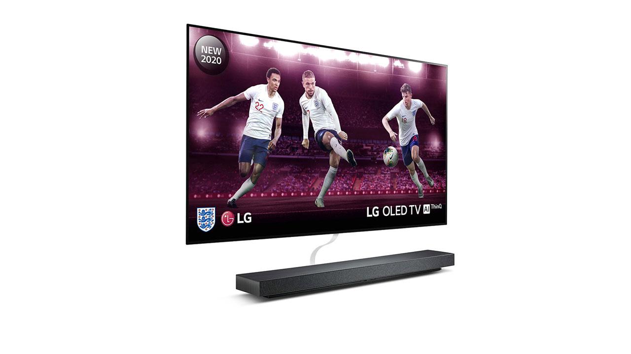 LG OLED65WX9LA calidad de imagen