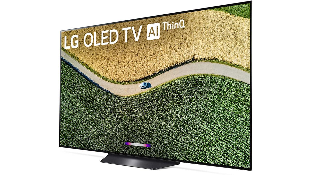 LG 65OLEDB9S calidad de imagen