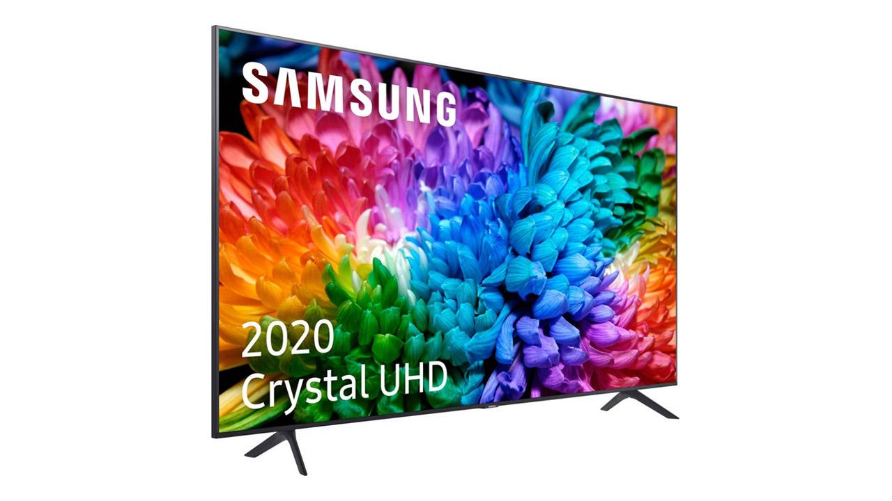 Samsung Crystal UHD 65TU7125 calidad de imagen