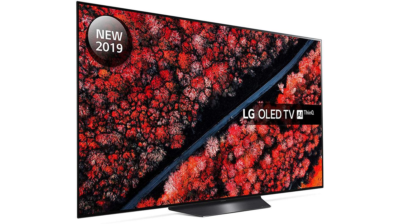 LG OLED55B9S calidad de imagen