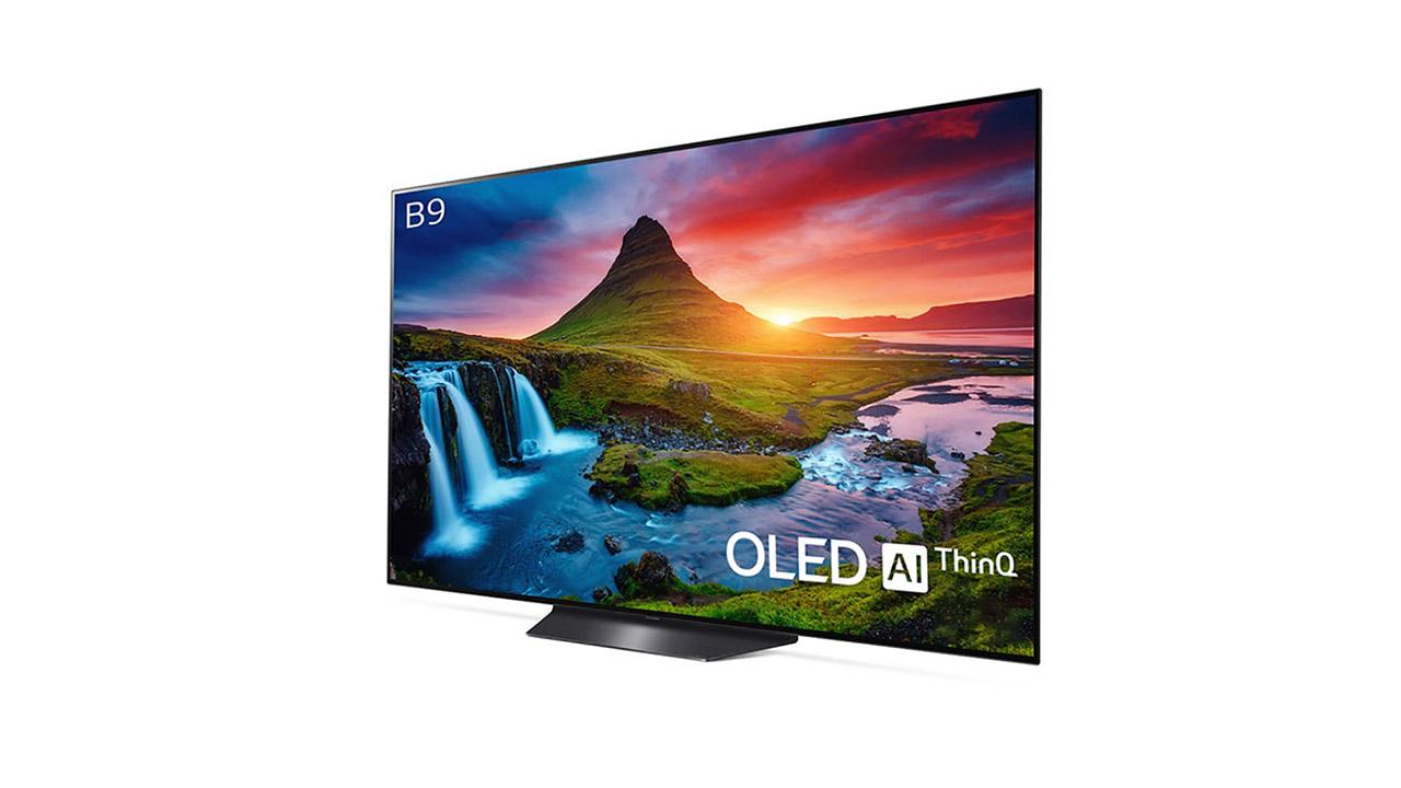 LG OLED65B9SLA sistema