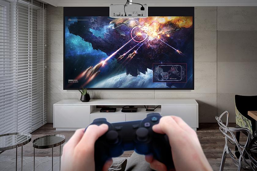 Optoma UHD30 - Modo Gaming