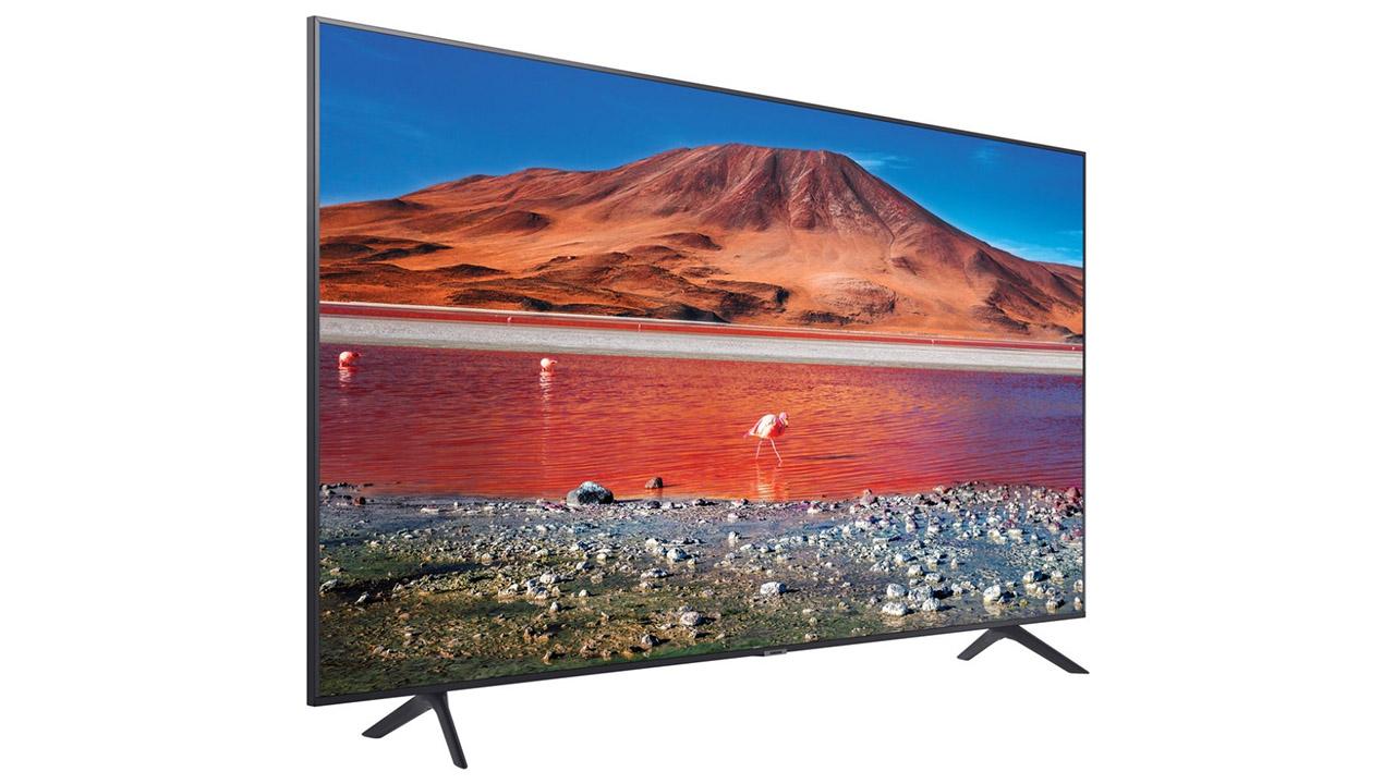 Samsung UE43TU7172 calidad de imagen