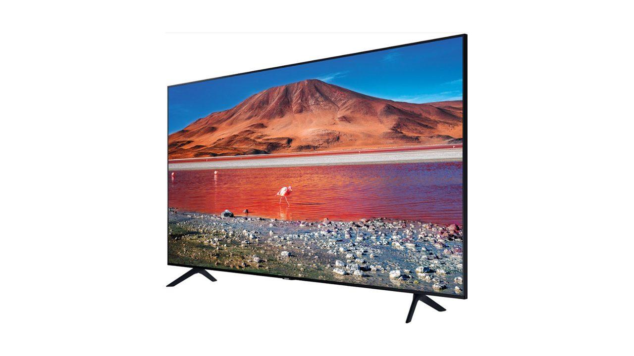 Samsung UE55TU7072UXXH calidad de imagen