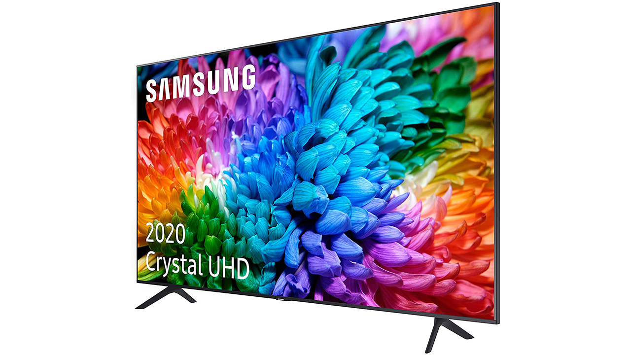 Samsung Crystal UHD 2020 70TU7105 sistema