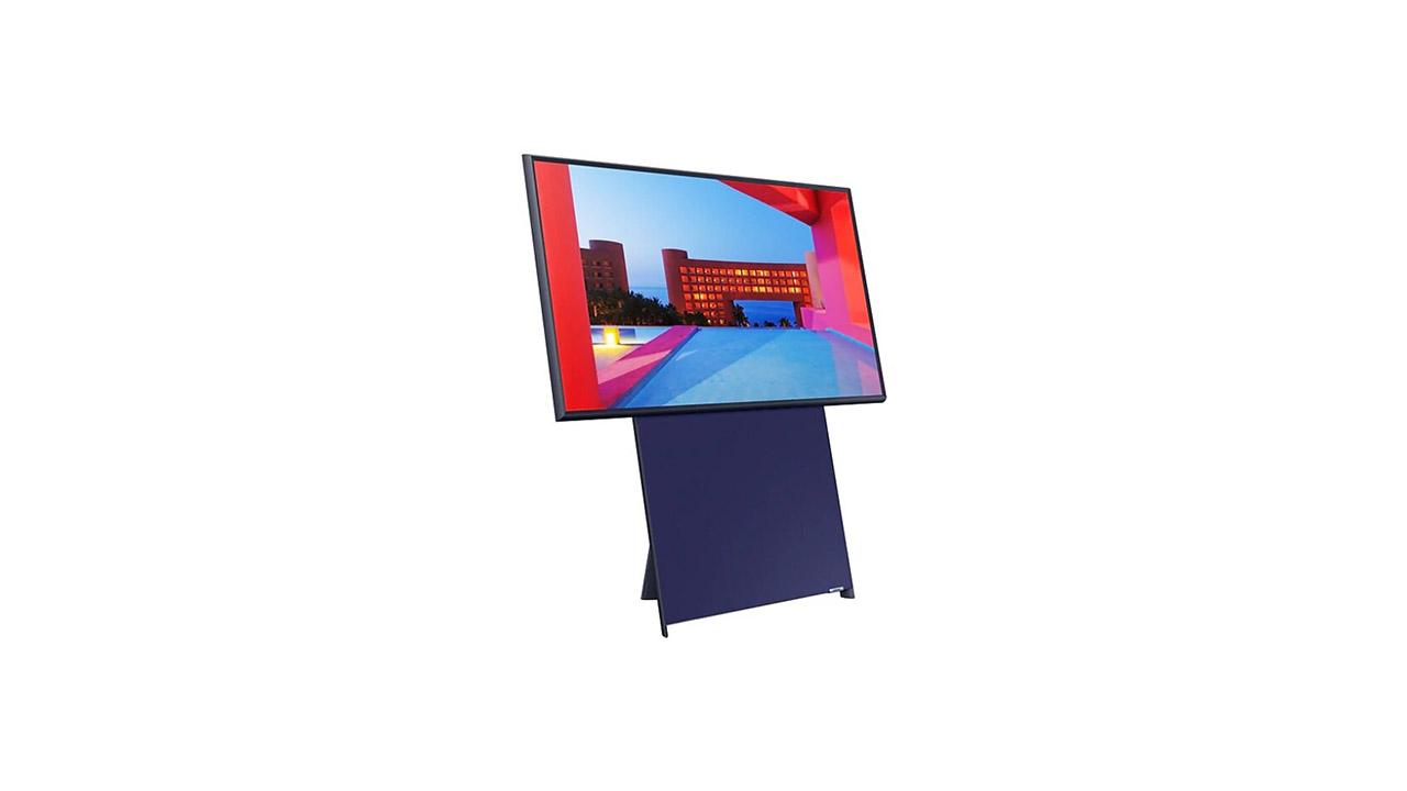 Samsung QE43LS05T calidad de imagen