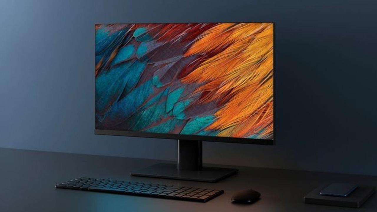 monitores baratos de Xiaomi