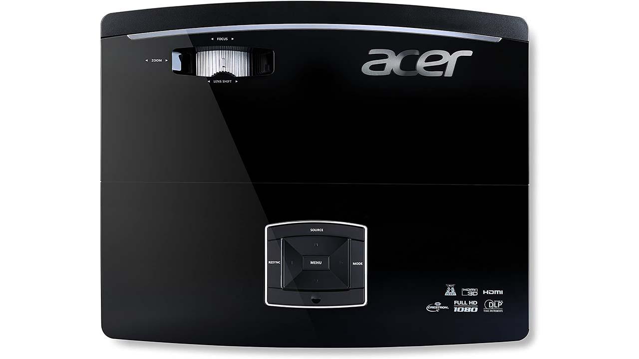 Acer P6200 proyección