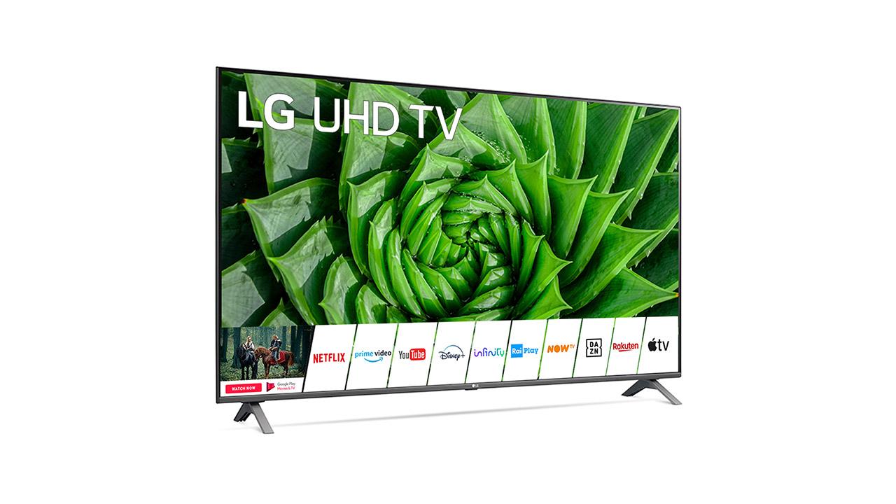 LG 65UN8000 sistema