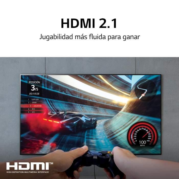 LG OLED55CX6LA, HDMI