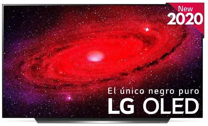 LG OLED55CX6LA, calidad de imagen