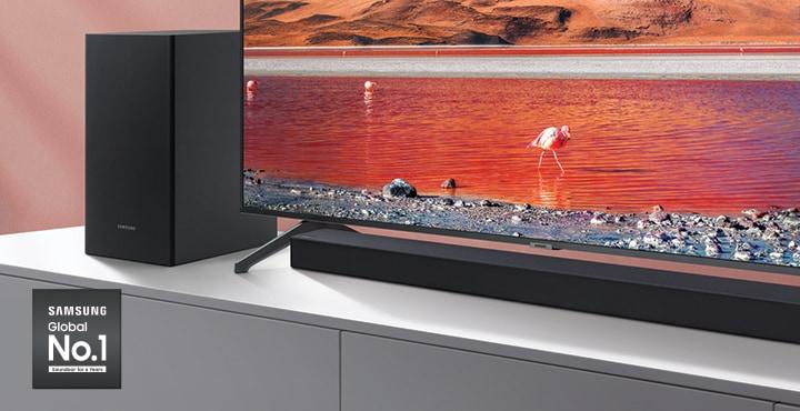 Samsung HW-T450, aspecto
