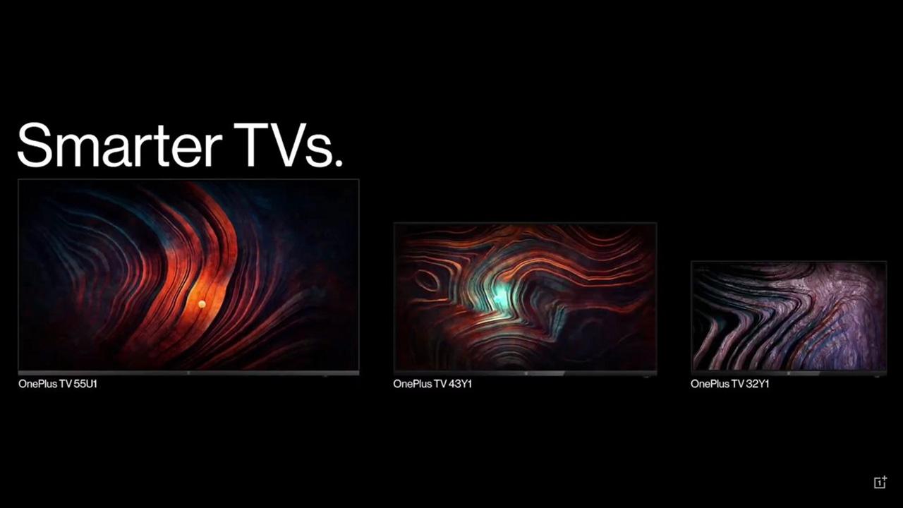 Televisores OnePlus