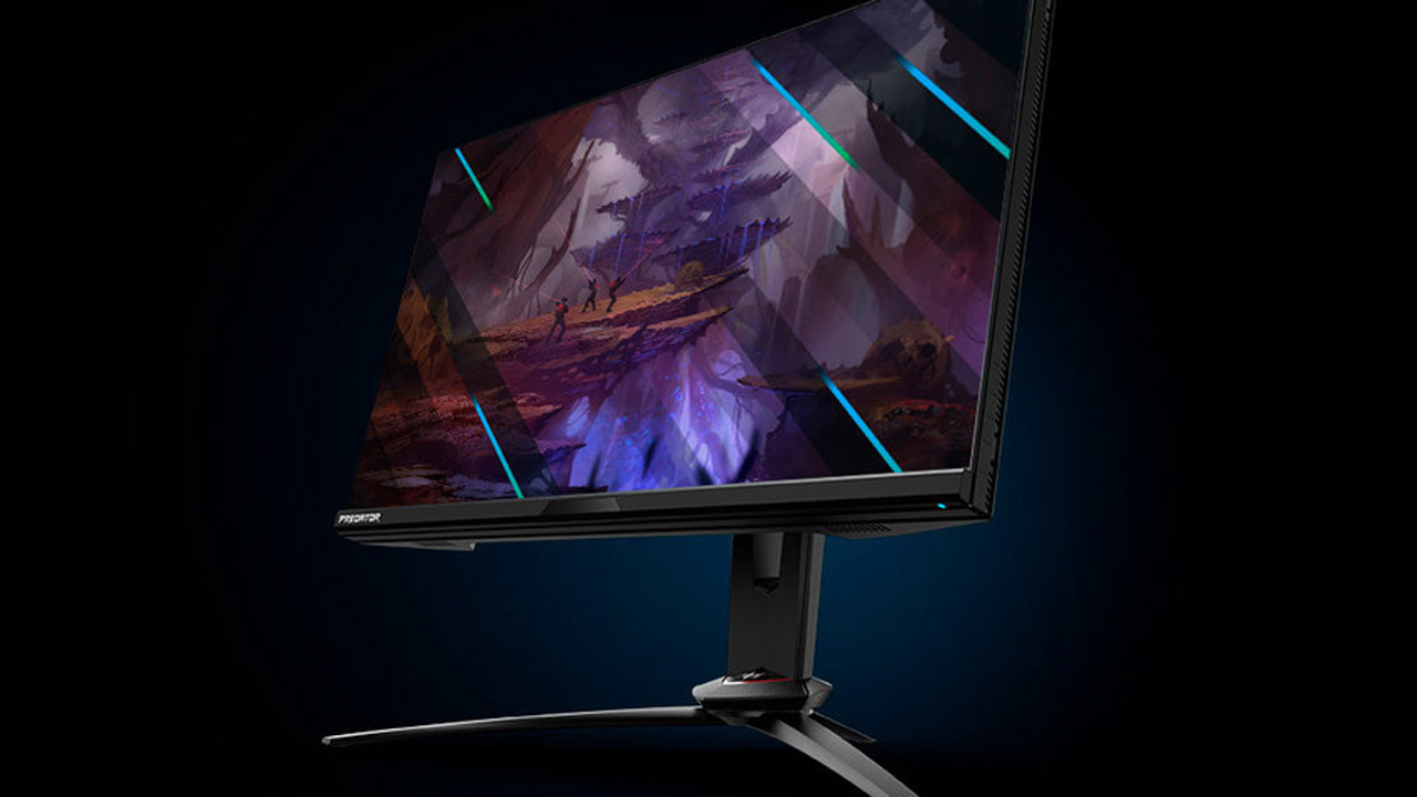monitor de 360 Hz