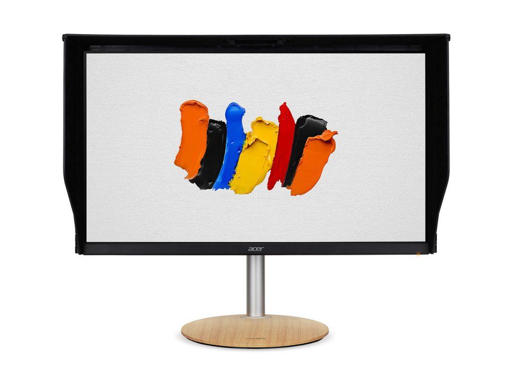 Disfruta de la riqueza cromática de esta gama de monitores para uso profesional de coloristas