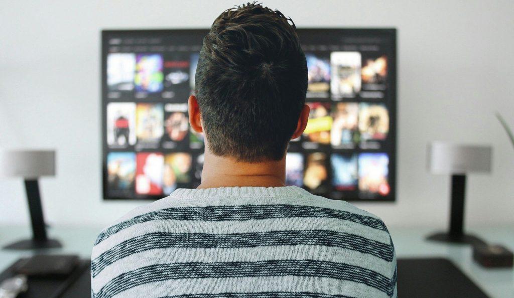 Netflix es la mayor plataforma de contenido audiovisual bajo demanda.