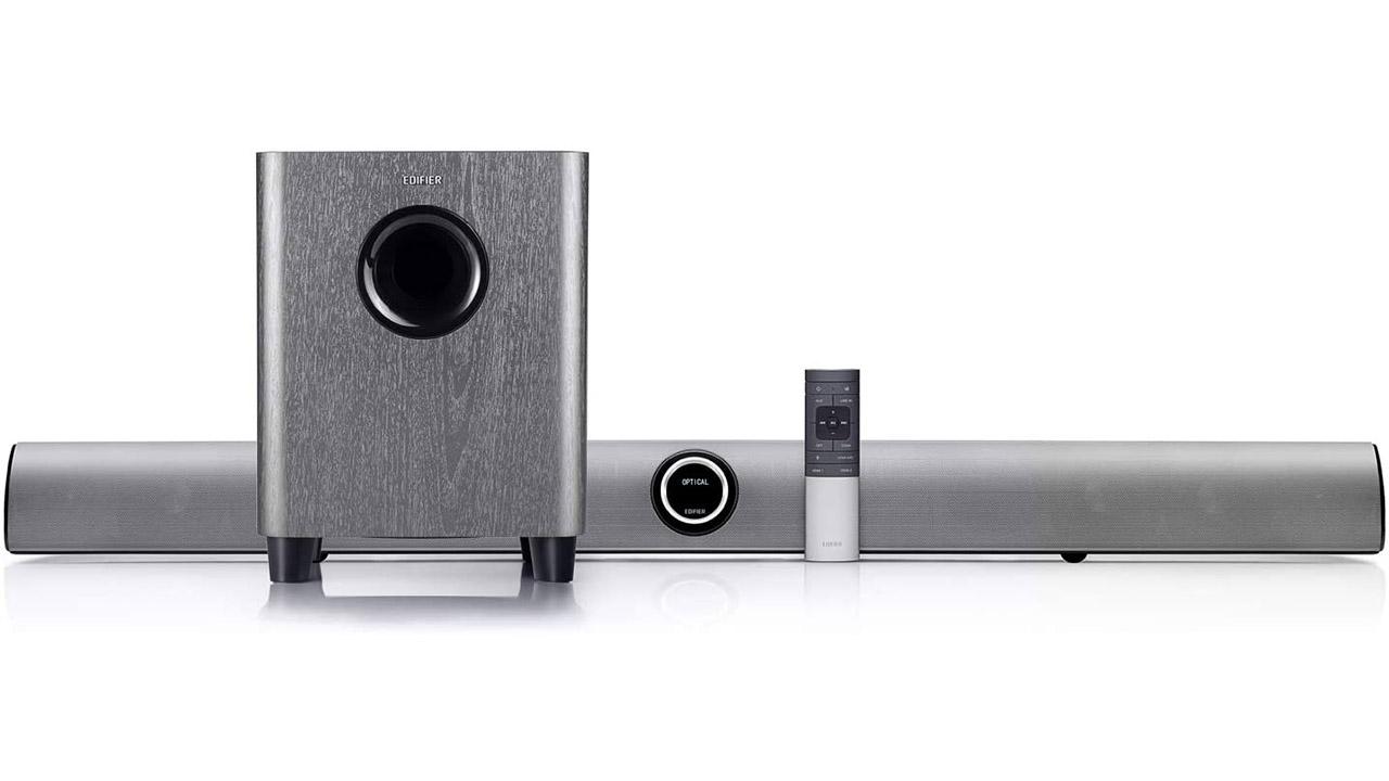 Edifier B8 Sound Bar diseño