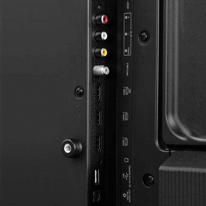 Hisense 32AE5500F, conexiones