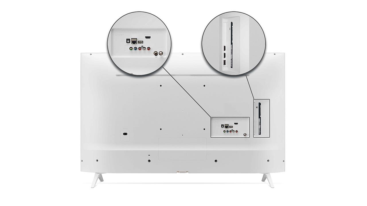 LG 43UN73906LE diseño
