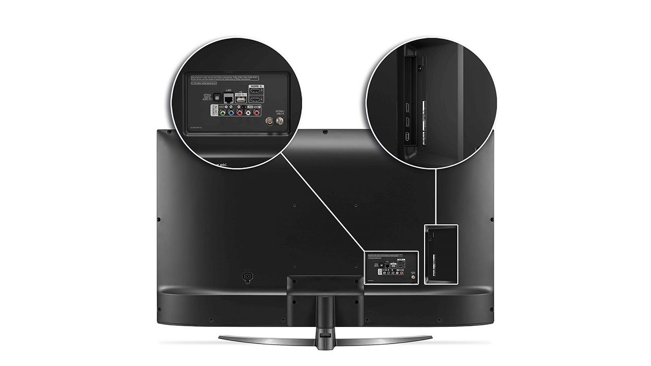 LG 50UN8100 diseño