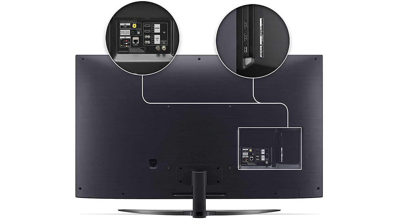 LG 65NANO86 diseño