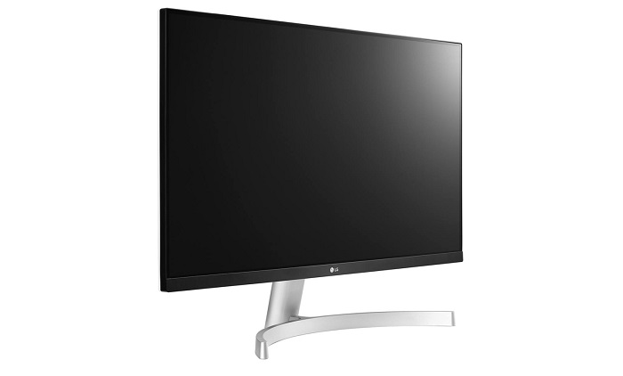 LG 27MK600M-W, pantalla