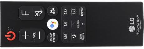 LG SN9YG - Control remoto